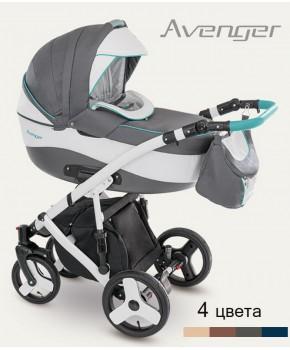Универсальная коляска  Camarelo Avenger