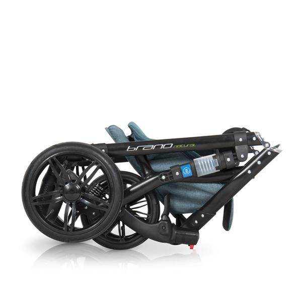 Универсальная коляска riko brano natural