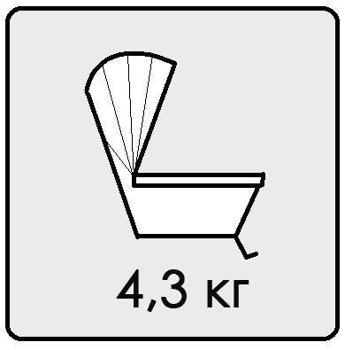 коляска camarelo размеры